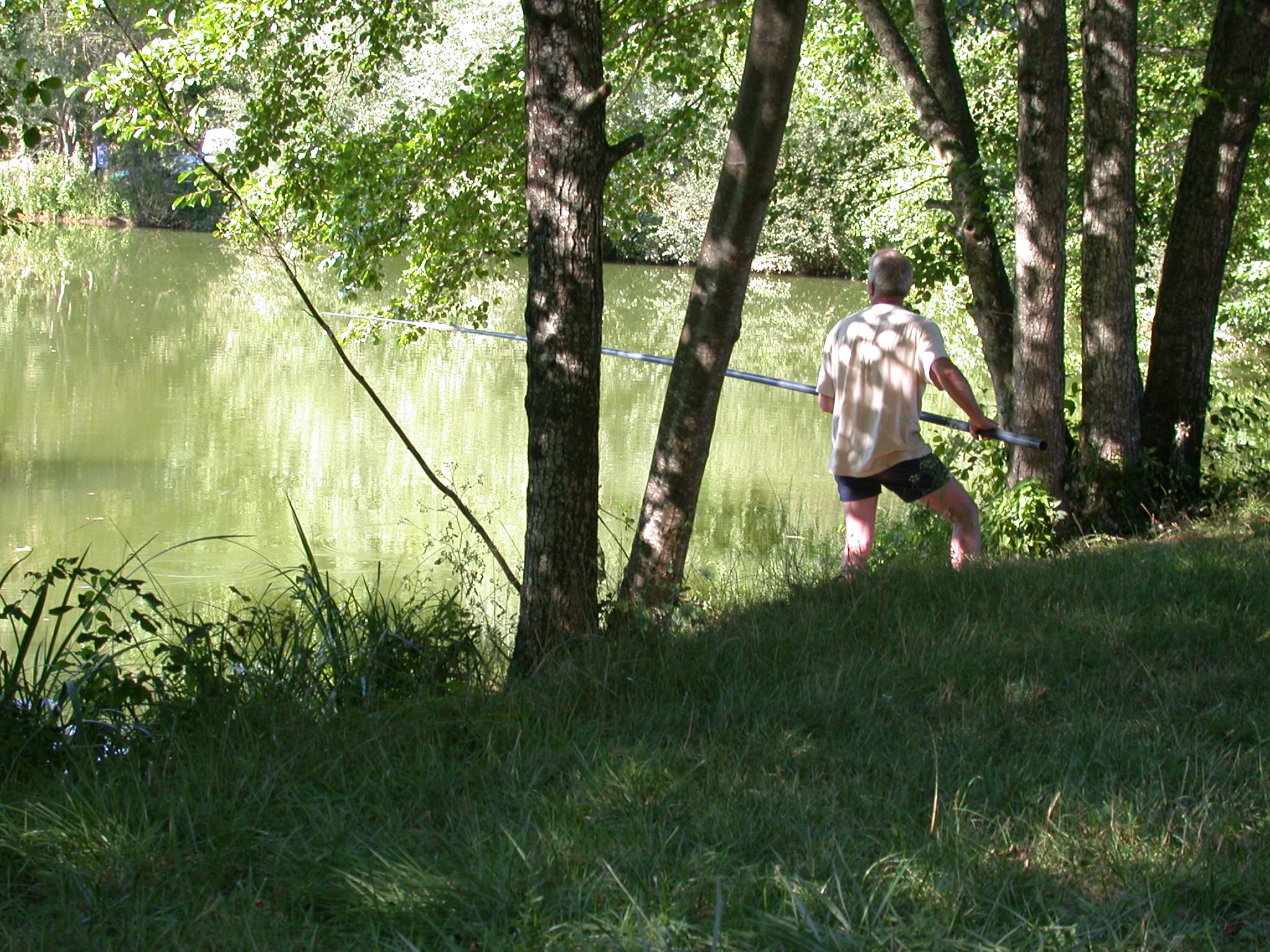 activité pêche