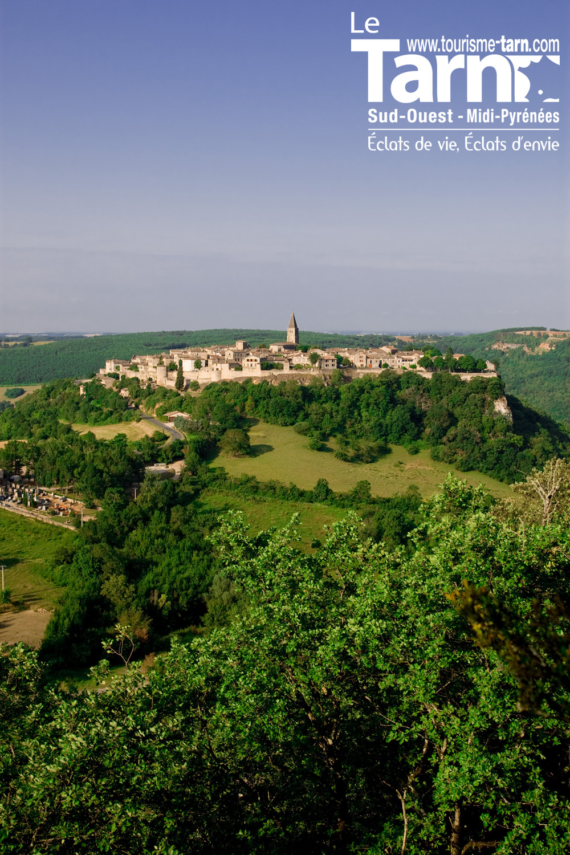Puycelsi @Tourisme-Tarn