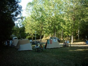 Emplacements camping