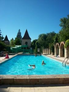Nos deux piscines