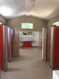Deuxième sanitaire